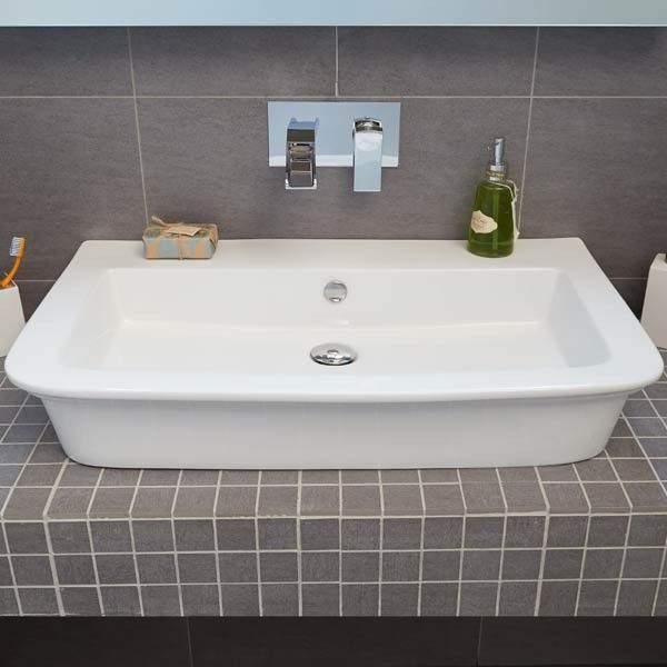 Small Counter Top Basins : Debonair Countertop Basin Countertop Basins Better Bathrooms