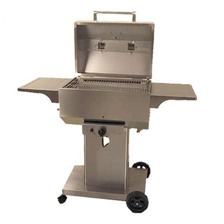 Bubba Stainless Steel LP Gas BBQ Grill with Cast Iron Burner : Shop ...