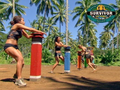 """Survivor, Season 24 (One World), Ep. 13 """"It's Human Nature"""" - WATCH INSTANTLY!  An unlikely betrayal within an alliance puts one castaway on the defense, while another tribe member concocts an elaborate story to gain an advantage in the game.  http://www.amazon.com/gp/product/B0081Y733O/ref=as_li_ss_tl?ie=UTF8=awesom0e4-20=as2=1789=390957=B0081Y733O"""