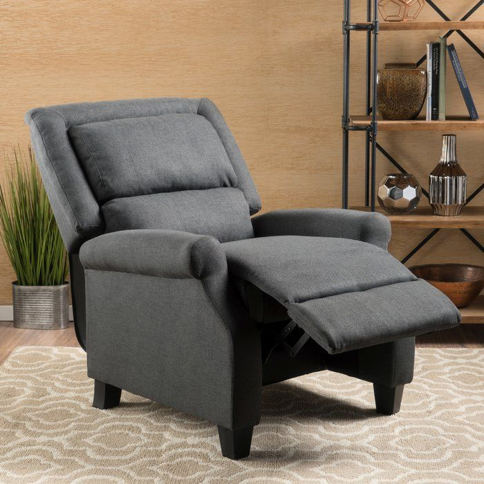 Tiffin Manual Recliner In 2021 Noble House Recliner Grey Recliner