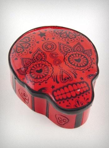 sugar skull box