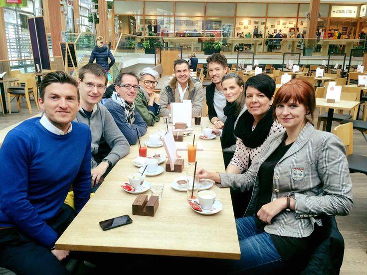 #team #meeting #luistrenker #shops #sylt #kitzbühel #innsbruck https://www.facebook.com/originalluisworld/?fref=ts