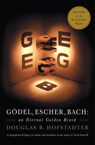 Gödel, Escher, Bach: An Eternal Golden Braid by Douglas R. Hofstadter http://smile.amazon.com/dp/0465026567/ref=cm_sw_r_pi_dp_a2uQwb1274KXB
