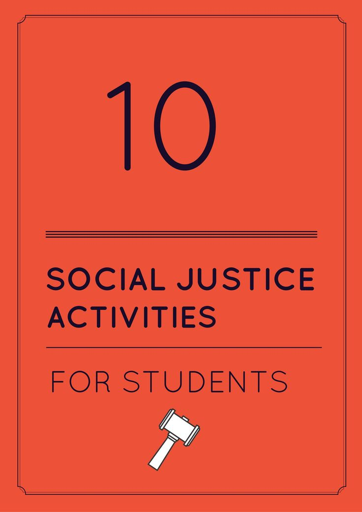 Available here: http://www.educationworld.com/a_lesson/social-justice-activities-students.shtml