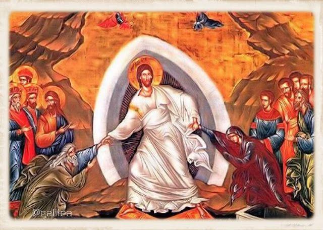 Santa María, Madre de Dios y Madre nuestra: Conmemoración Fieles Difuntos, 2 Noviembre