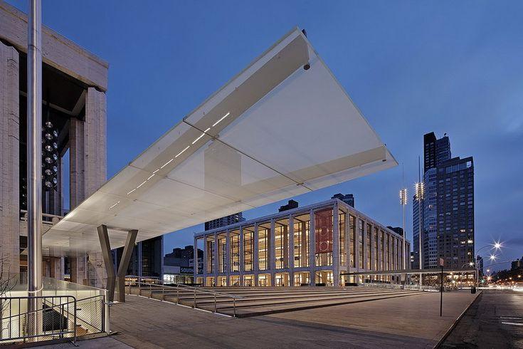 Diller Scofidio & Renfro Architects --> Lincoln Center