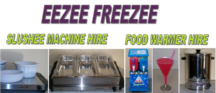 Make your theme parties more exciting by ensuring to furnish your party with party machines! We – Eezee Freezee – are the number one choice for party machine hire in Central Coast. From slushie machines to popcorn machines and many more, we can let you have a variety of machines that will add more interesting elements to your party. Contact us!