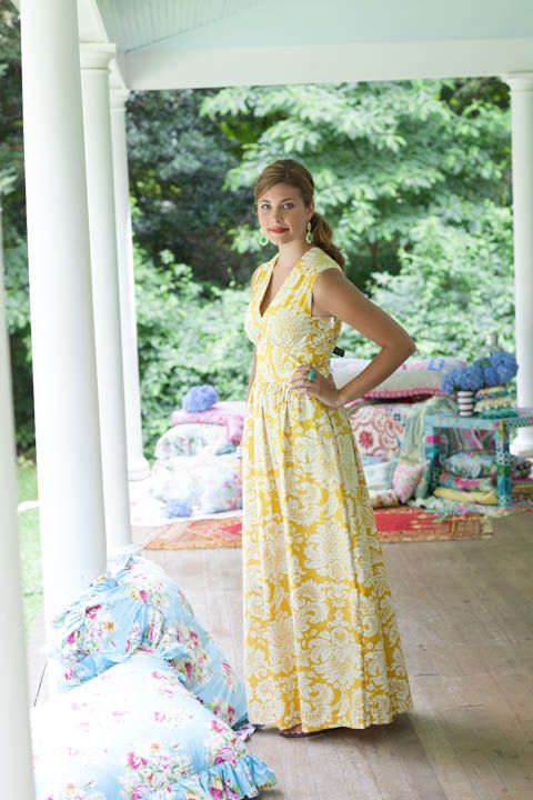 Jenny Dress Pdf Pattern For Women Dress Patterns Sewing