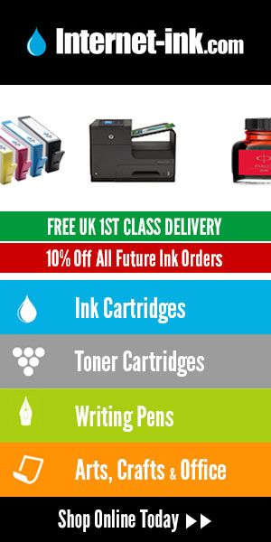 This Is For You!: Internet-Ink: UK's  Best Source for Ink, Toner Car...