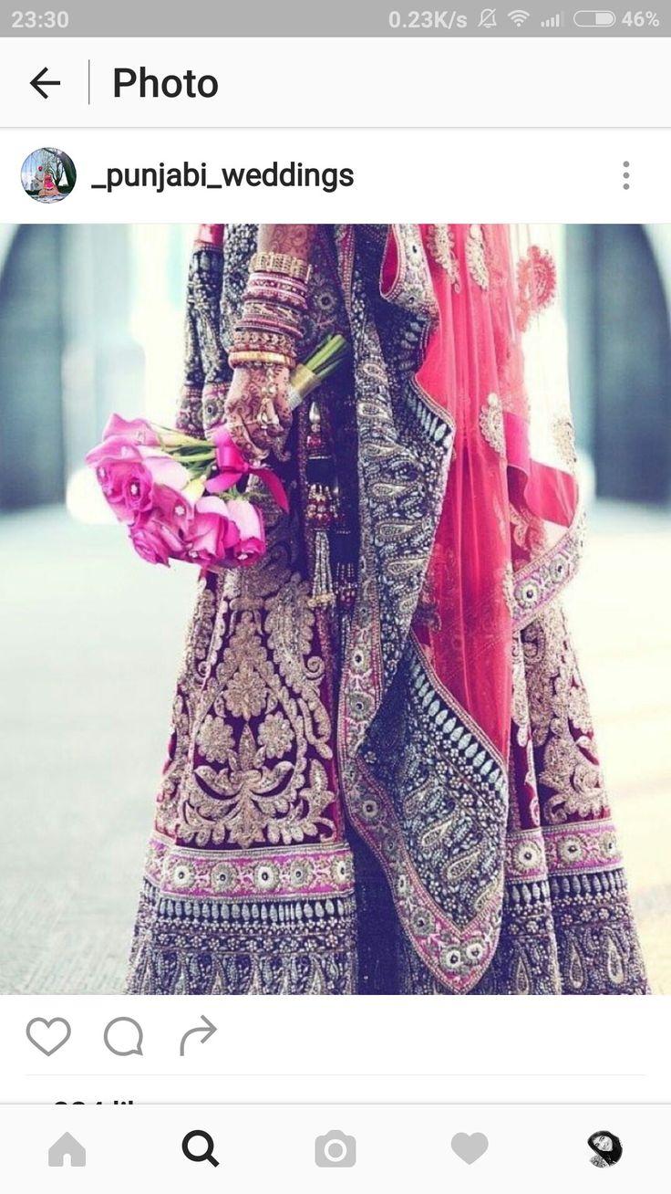 Excelente Juego De La Boda Del Punjabi Patrón - Ideas de Vestidos de ...