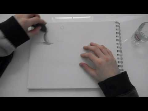 Pencil Drawing - Blending and Shading - Learn to blend and shade your drawings - YouTube