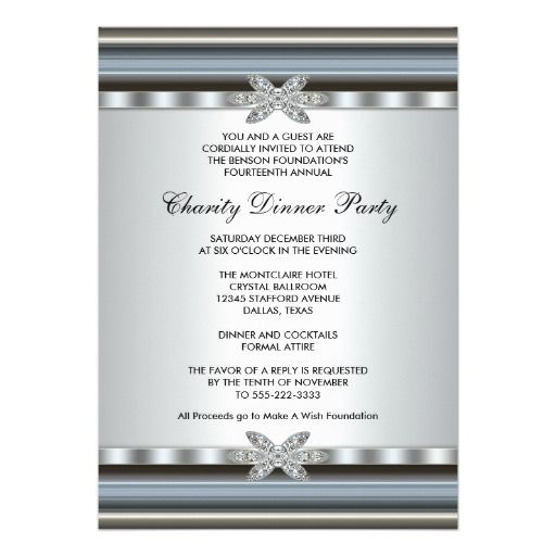 67 best Corporate Party Invitations images on Pinterest - business dinner invitation sample