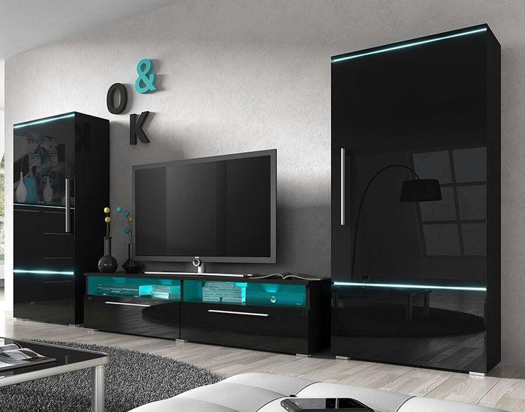Meuble Tv But Noir