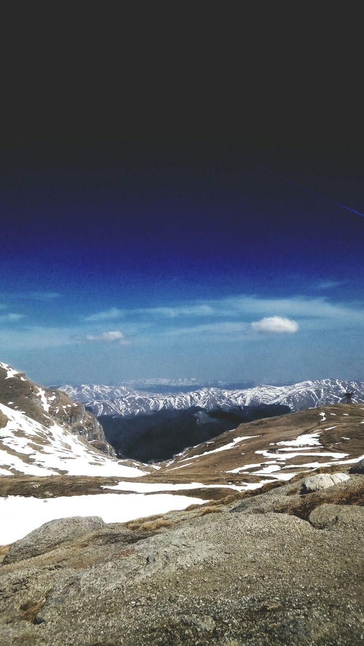 On top of the mountains. Caraiman. Perfect landscape. Lights and contrasts. Bucegi mountains. 2384 m altitude.