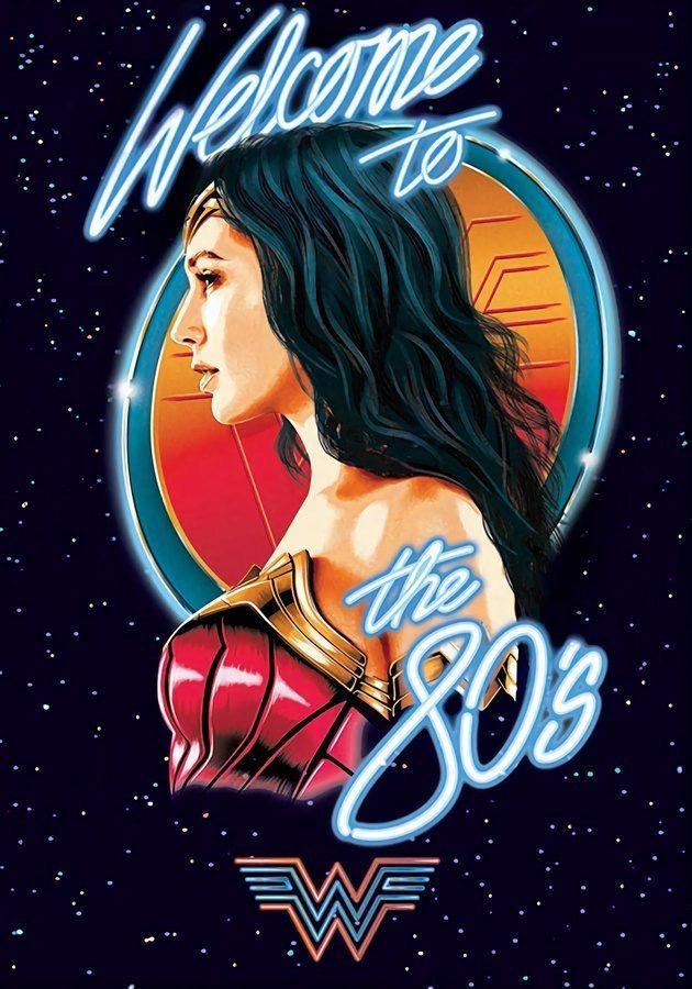 Wonder Woman 1984 Movie 2020 Mujer Maravilla Pelicula Mujer Maravilla Comic Arte De La Mujer Maravilla