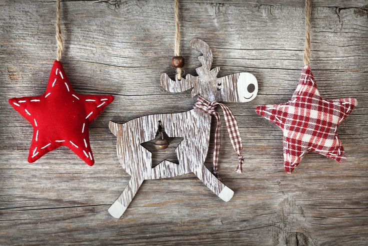 119 best Country Christmas Decorating images on Pinterest - country christmas decorations