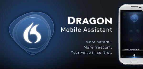 #Dragon #Mobile – nuevo #asistente #personal por #voz para #Android