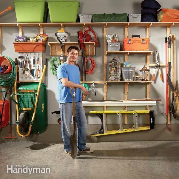 1000 Ideas About Underground Garage On Pinterest: 1000+ Ideas About Garage Storage Solutions On Pinterest