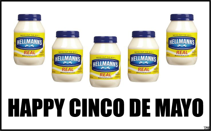 Happy Cinco de Mayo [meme by Trevor Rines]