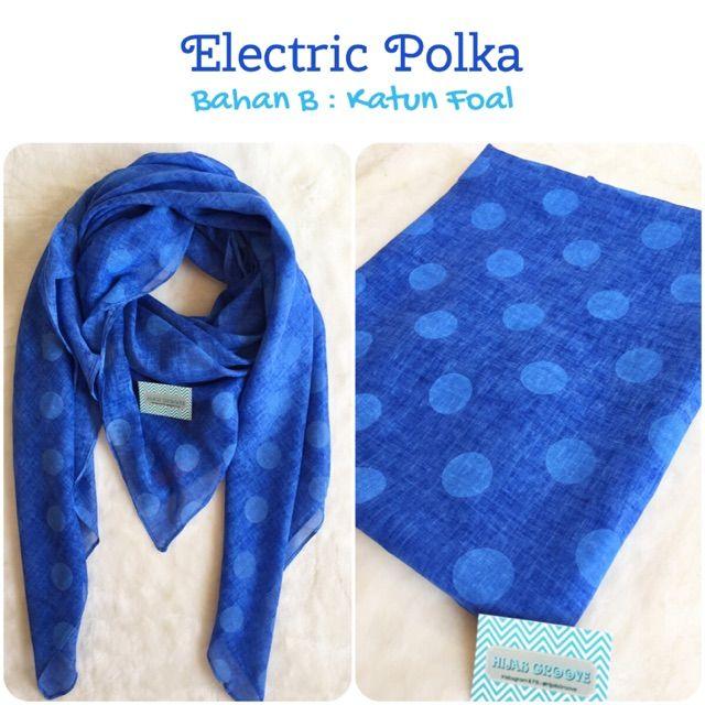 Saya menjual Elektric Polka PASHMINA seharga Rp64.000. Dapatkan produk ini hanya di Shopee! http://shopee.co.id/hijabgroove/950764 #ShopeeID