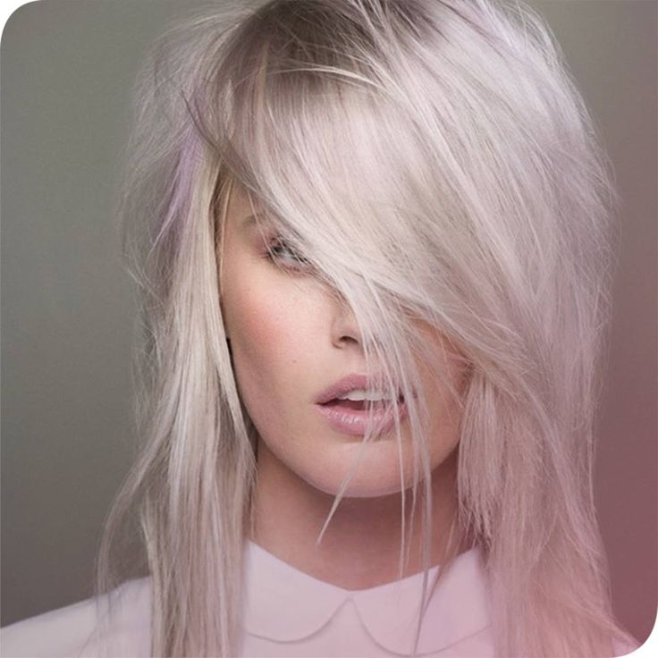 White Hair  #ColorCouture #WellaProfessionals #Wella #Inspiration