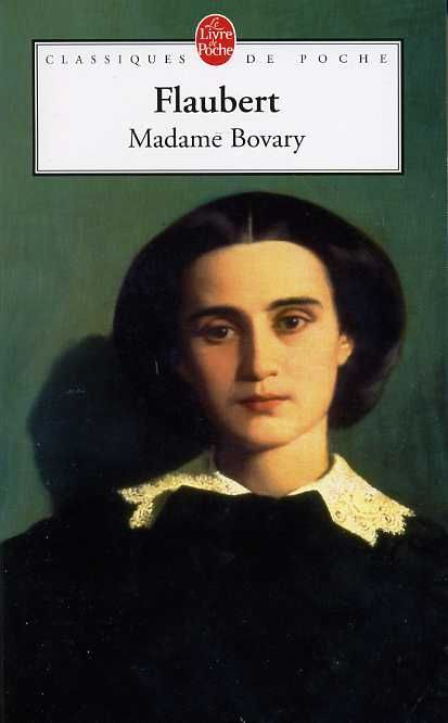Last book I read. Surprises how Flaubert can can write the thoughts, emotions and feelins of Emma Bovary.