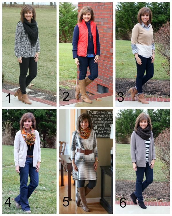 What I Wore   31 Days of Winter Fashion