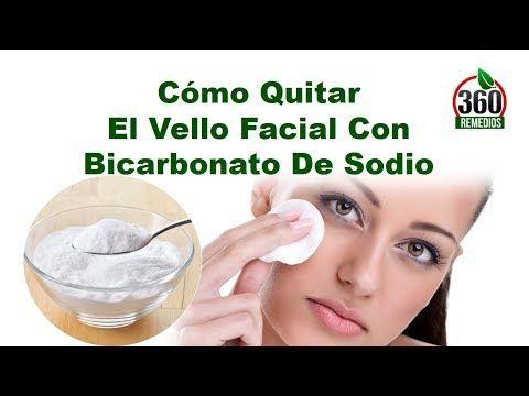 Como Quitar El Vello Facial Con Bicarbonato De Sodio Como Eliminar El Vello De La Cara Youtube Quitar El Vello Facial Como Depilar El Rostro Vello Facial