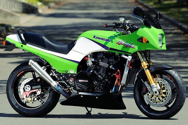 Kawasaki GPz900R by AC Sanctuary - BikeEXIF