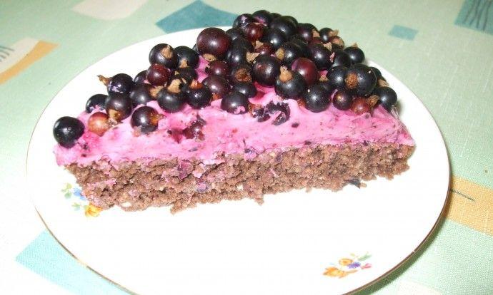 Osviežujúci ríbezľový koláč