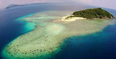 5'Post: Eksotisnya Wisata Pulau Anambas Di Kepulauan Riau