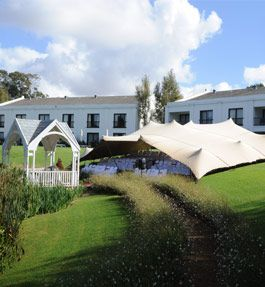 NH The Lord Charles - Somerset West wedding venue