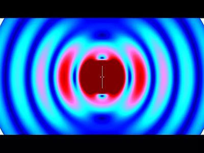 File:Dipole antenna resonant frequency.webm