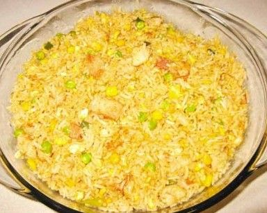 Chinese Chicken Fried Rice Recipe in Urdu & Easy Rice Recipes