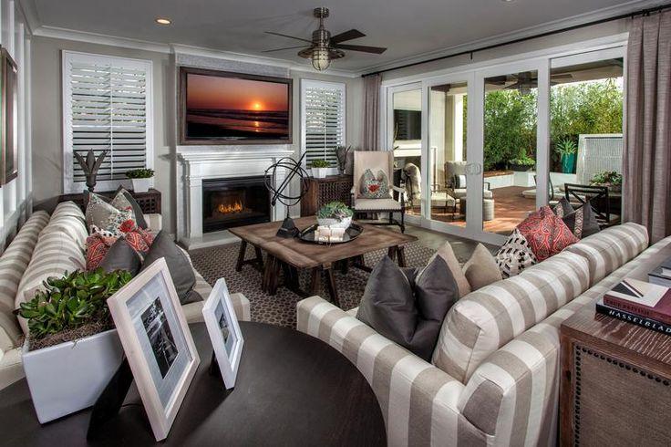 Tripointe Fairwind Huntington Beach  Residence 1 - Great Room