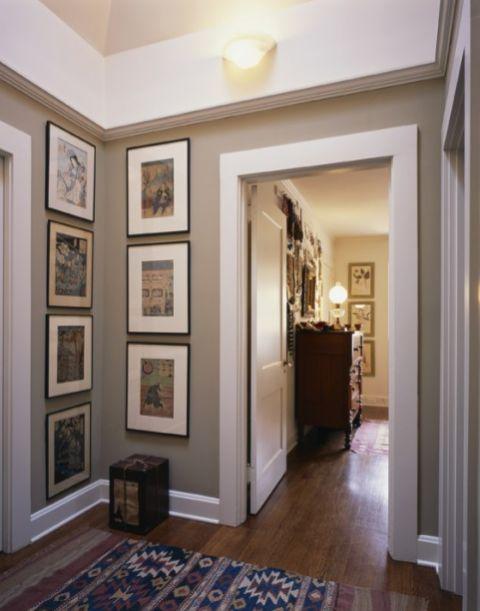 Paint Colors For Hallways Beauteous Best 25 Hallway Colors Ideas On Pinterest  Living Room Paint Decorating Inspiration
