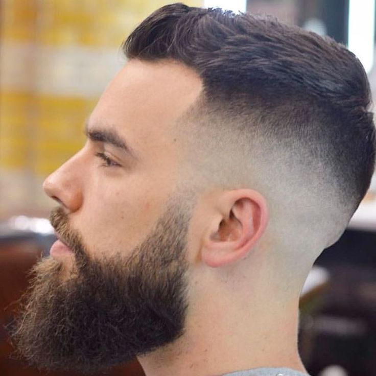 Mens Hairstyles With Beards i would so love to be one to unmask a guy by revealing he is mens hairstyles Barber Beard Classic Haircuthaircut Stylefashion Hairstylesmen