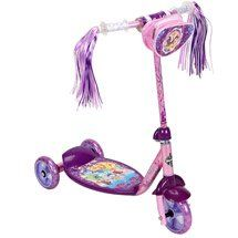 Huffy Disney Princess Scooter, Pink/Purple, 6-Inch Cycling, Bike, Bicycle, Cycle, Bicycling. Disney Princess Scooter, PURPLE.