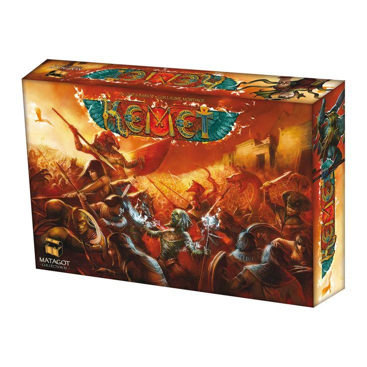 Asmodee Editions Kemet Game