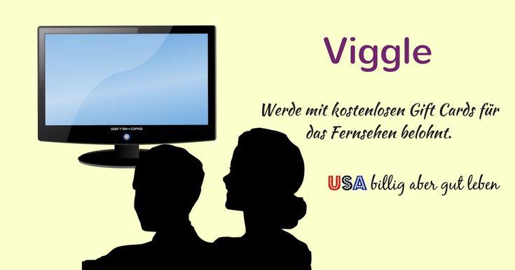 Viggle Kostenlose Gift Cards für Fernsehen