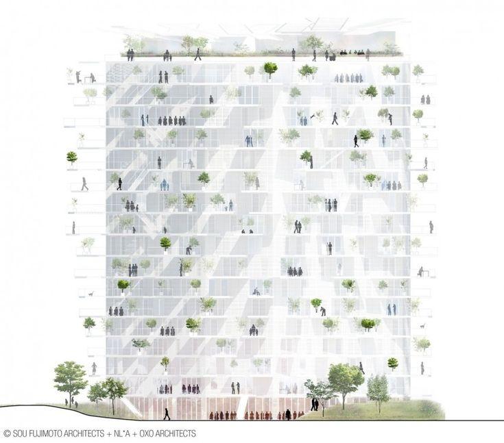 The White Tree By Sou Fujimoto Architects 1
