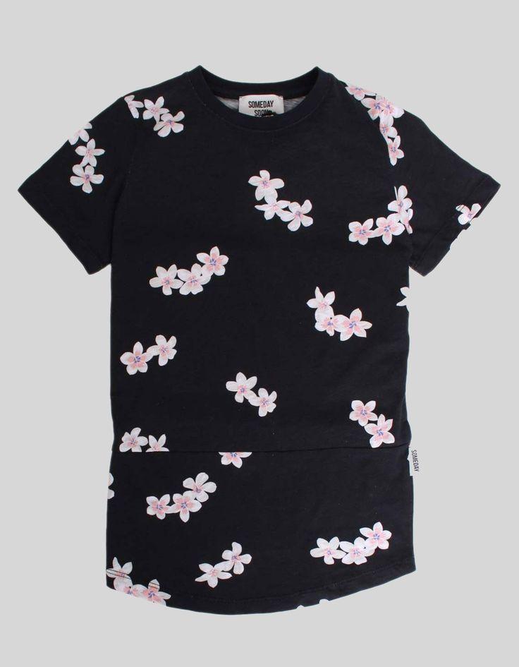 Someday Soon Black Bahama T-Shirt | Accent Clothing