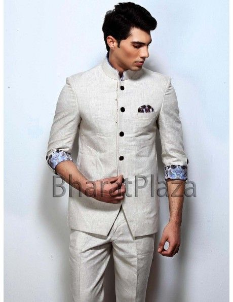 Traditional Jodhpuri Suit. Item code: TSJ4147