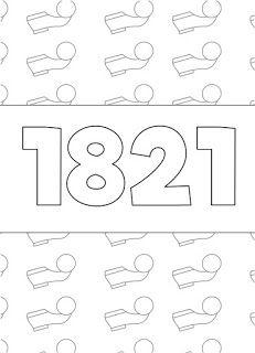 Χρωματίζουμε για την επανάσταση του 1821 7