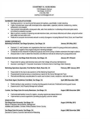 resume format zookeeper resume format pinterest resume