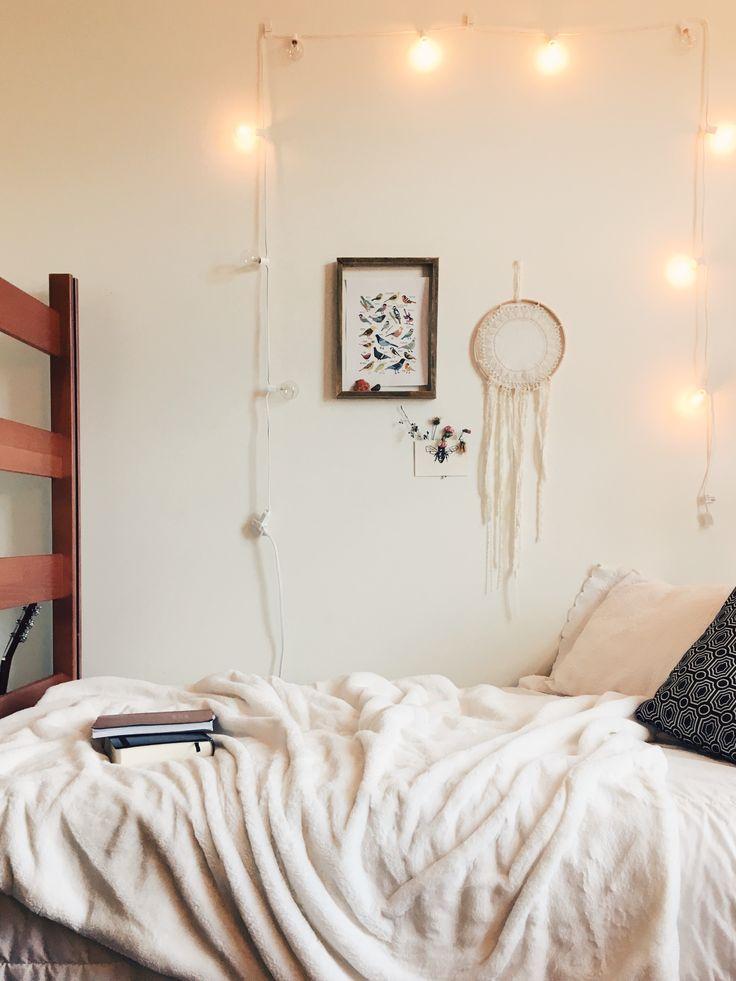 Dorm room - Colorado State University  @julia_gustafson