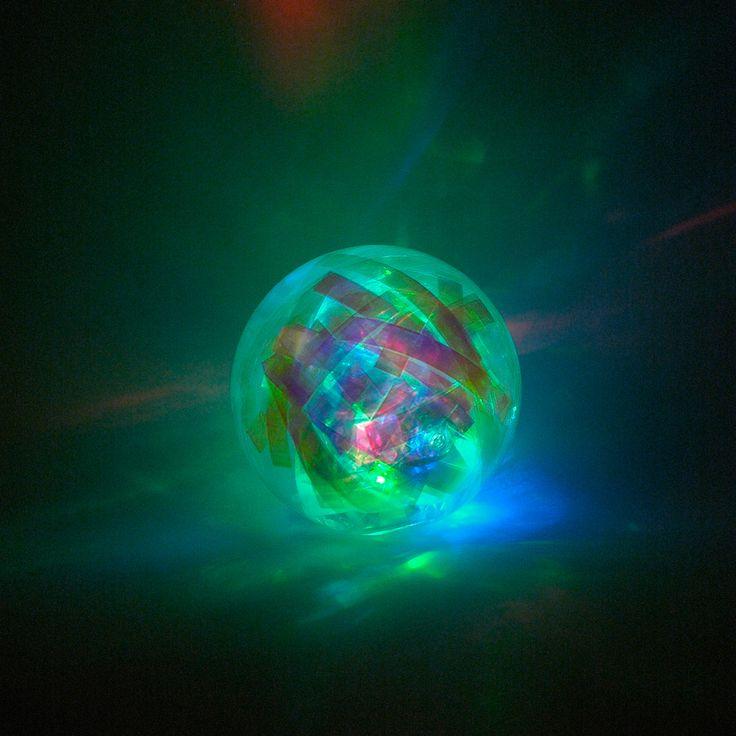 stuiterballen | Diamant Stuiterbal met Licht online kopen | Lobbes.nl