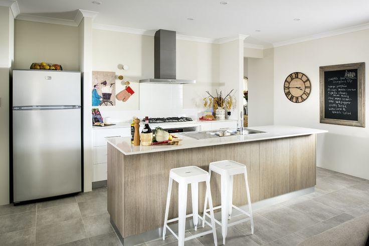 Kitchen - Homebuyers Centre Outback Display Home - Ellenbrook, WA Australia