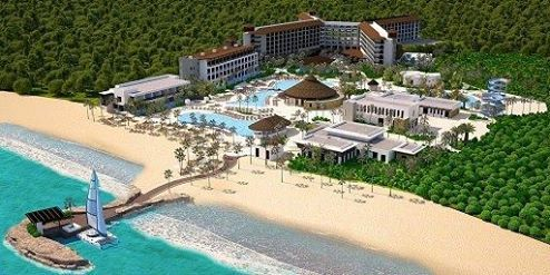 The Royalton White Sand Beach Resort is ready and Best Jamaica would like to take you there in style....