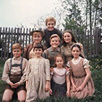 """The Sound of Music"" Julie Andrews, Charmian Carr, Nicholas Hammond,Angela Cartwright, Heather Menzies, Duane Chase, Debbie Turner, Kym Karath 1965 20th"